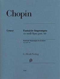 Frédéric Chopin: Fantaisie-Impromptu in c sharp minor op. post. 66