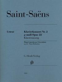 Saint-Saëns, C: Piano Concerto no. 2 op. 22