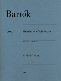 Bartok, B: Romanian Folk Dances