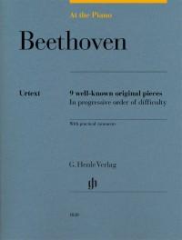 Beethoven, L v: At The Piano - Beethoven