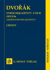 Antonín Dvořák: String Quartet F major op. 96