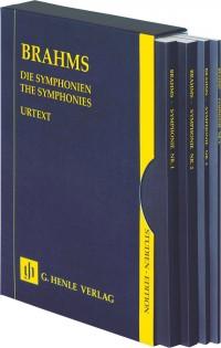 Brahms, J: The Symphonies - 4 Volumes in a Slipcase