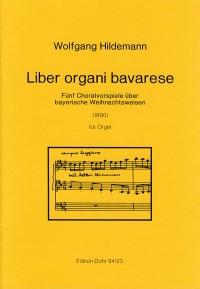 Hildemann, W: Liber organi bavarese