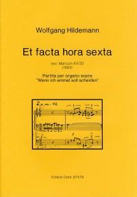 Hildemann, W: Et facta hora sexta