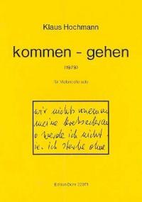 Hochmann, K: Come - go
