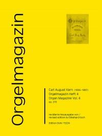 Kern, C A: Organ Magazine Vol.4 op. 270 Heft 4