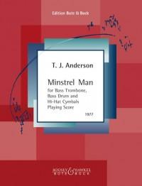 Anderson, T J: Minstrel Man