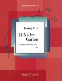 Yun, I: Li-Na in the Garden
