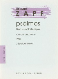 Zapf, H: Psalmos