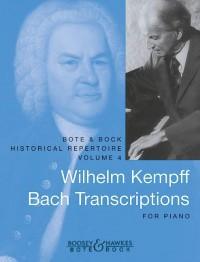 Bach, J S: Bach Transcriptions