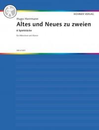 Herrmann, H: Altes und Neues zu zweien