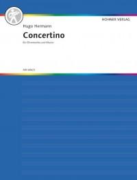 Herrmann, H: Concertino