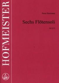 Peter Herrmann: 6 Flötensoli