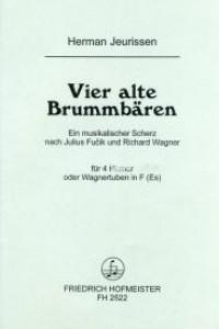 Herman Jeurissen: 4 Brummbären