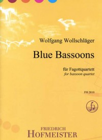 Wollschlaeger, W: Blue Bassoons