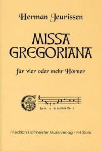 Herman Jeurissen: Missa Gregoriana