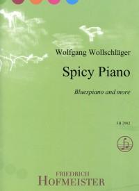 Wolfgang Wollschlõger: Spicy Piano
