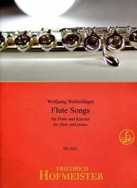 Wollschlaeger, W: Flute Songs