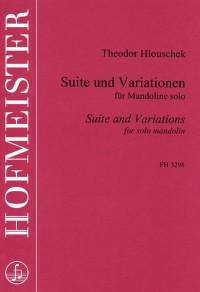 Theodor Hlouschek: Suite und Variationen