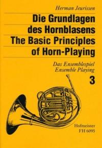 Herman Jeurissen: Die Grundlagen des Hornblasens (dt./engl.)