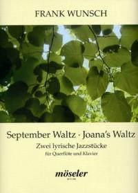 Wunsch, F: September Waltz