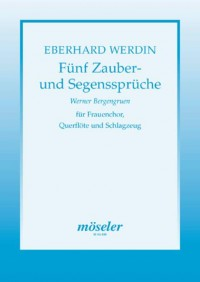 Werdin, E: Five magic and blessing sayings