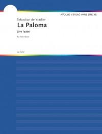 Yradier, S d: La Paloma