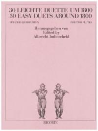 Imbescheid: 30 Easy Duets around 1800