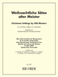 Various: Christmas Settings by Old Masters