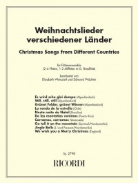 Various: Christmas Songs from different Countries