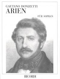 Donizetti: Arias for Soprano (Italian & German text)