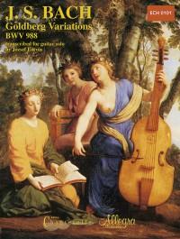 Bach, J S: Goldberg Variations BWV 988