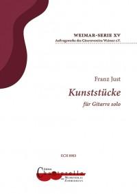 Just, F: Kunststücke