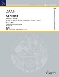 Zach, J: Concerto D major
