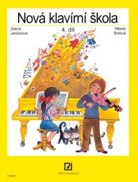 Nová klavírní skola Band 4