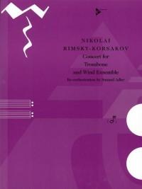 Rimsky-Korsakov, N: Concert for Trombone and Wind Ensemble