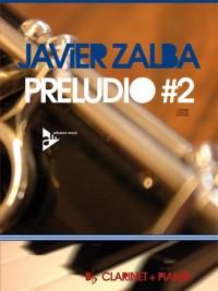 Zalba, J: Preludio #2