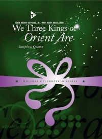 Hopkins, J H: We Three Kings of Orient Are