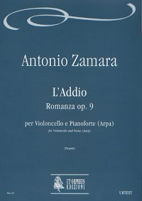 Zamara, A: L'Addio op. 9