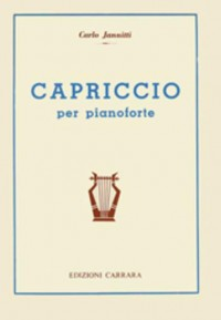 Jannitti, C: Capriccio op. 70
