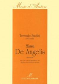 """Zardini, T: Messa """"De Angelis"""" II"""