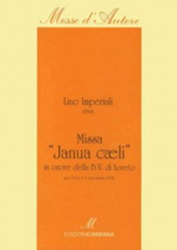 Imperiali, L: Missa Janua cæli