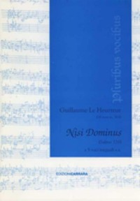 Le Heurteur, G: Nisi Dominus