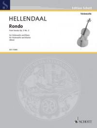 Hellendaal, P: Rondo op. 5/3