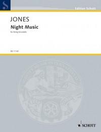 Jones, D: Night Music