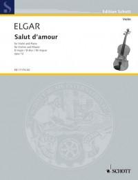 Elgar, E: Salut d'Amour op. 12/3