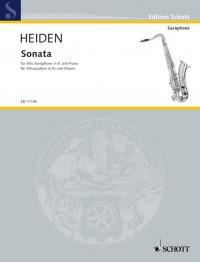 Heiden, B: Sonata