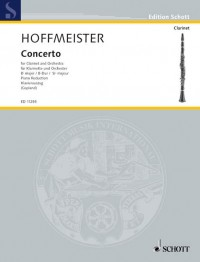 Hoffmeister, F A: Concerto in Bb