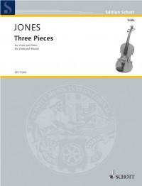 Jones, D: Three Pieces