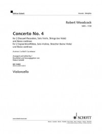 Woodcock, R: Concerto No. 4 A minor